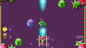 Flash-игра Christmas Attack