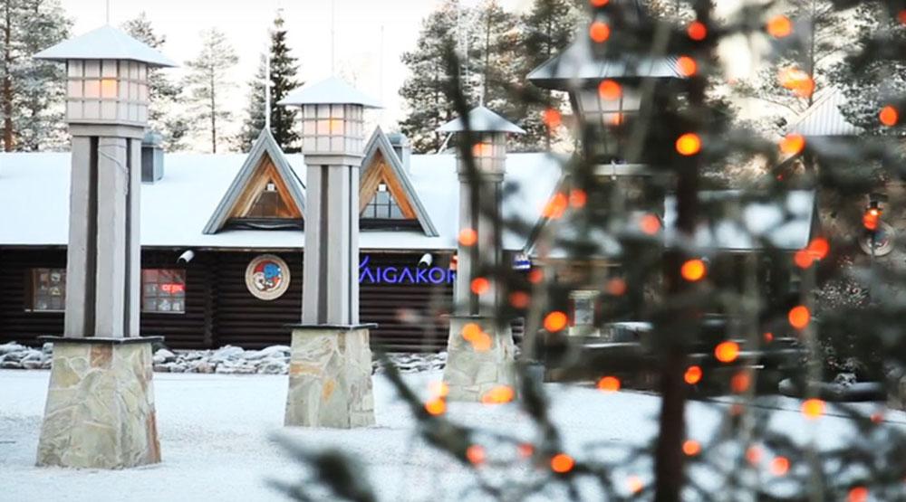 Финляндия. Лапландия. Деревня Санта Клауса! Что она собой представляет?