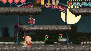 Скриншот flash-игры Wrap Attack