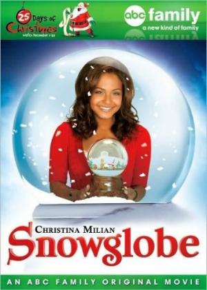 Обложка фильма «Снежный шар»